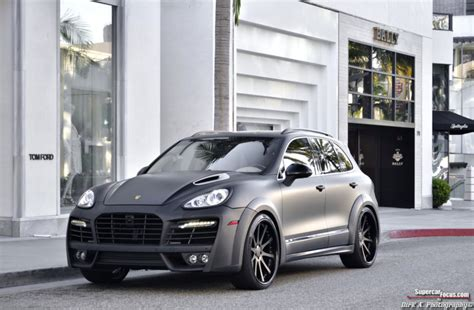 murdered out cars for sale murdered out porsche cayenne turbo cars for sale