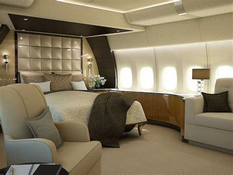 interiors of the air 1 inside the 367 million jet that will soon be called air