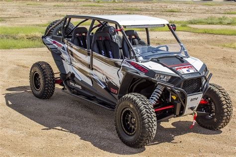 Kc Light Bar Utv Inc Polaris Rzr Xp 4 1000 Sr71 4 Roll Cage Package