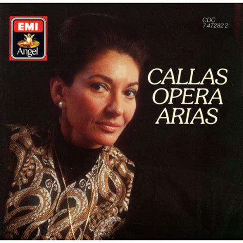 maria callas la wally ebben ne andr 242 lontana aria from la wally artgrok
