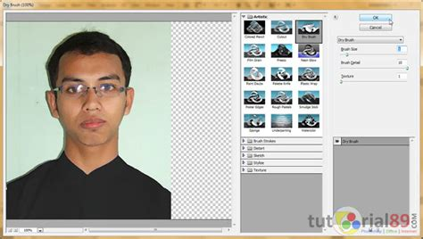 tutorial watercolor dengan photoshop cara membuat efek watercolor dengan photoshop video