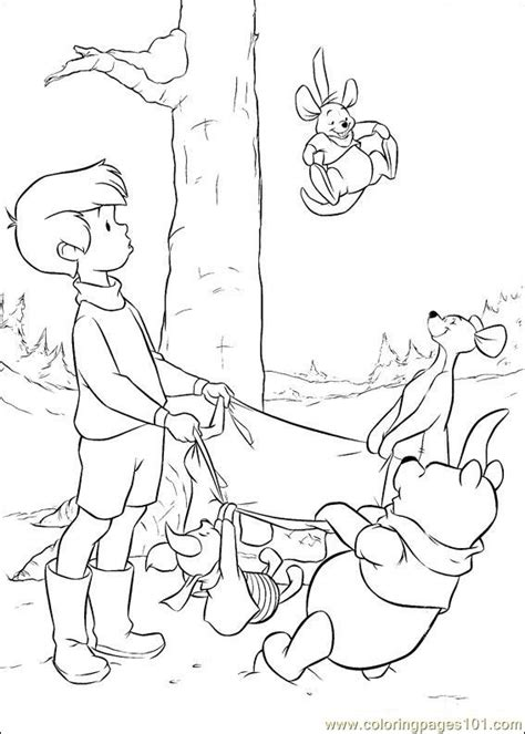 60 Coloring Page by Winnie 60 Coloring Page Free Winnie The Pooh Coloring
