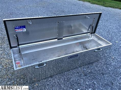 truck tool box for sale armslist for sale trade kobalt truck tool box