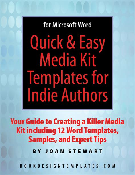 author media kit template media kit templates for authors faqs