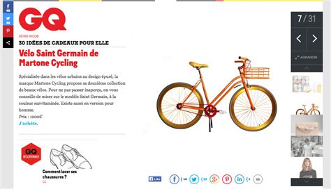 gq christmas guide image pr fashion press office martone cycling co featured in gq