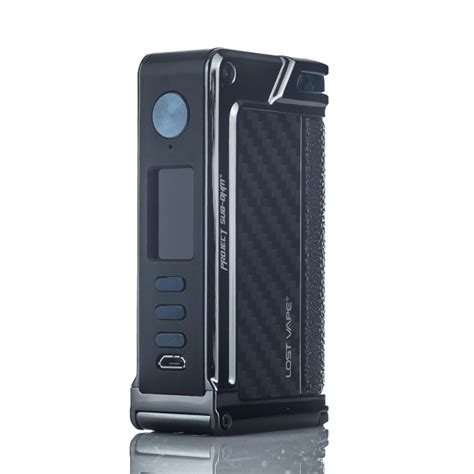 Paranormal Dna 166 Mod Only By Lostvape Authentic project sub ohm edition 174 lost vape paranormal dual 18650 dna 75c color screen box mod vaping