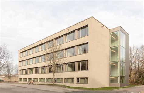 Architekt Radebeul by Oberschule Radebeul Mitte Pussert Und Kosch Architekten