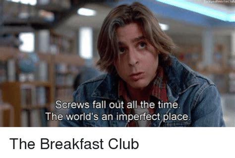 Breakfast Club Meme - breakfast club meme 28 images 25 best memes about
