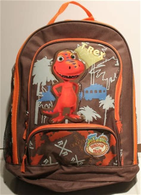 dinosaur book bags and dinosaurs on