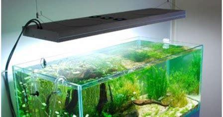 Aquarium Aquascape Lu Led Yang 18 W rib jenis lu aquascape