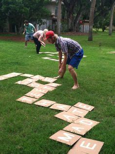 Backyard Scrabble by 1000 Images About Cing Ideas On Easy Cing Recipes Summer Cs And Cing