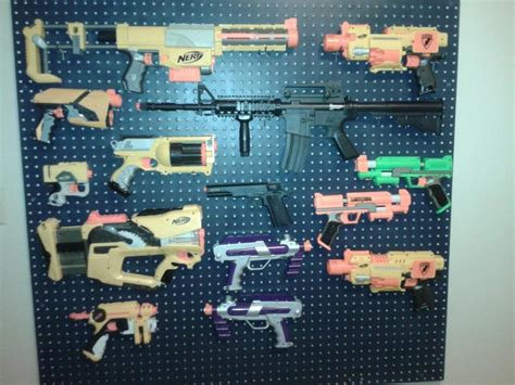 Nerf Gun Rack For Sale by 17 Best Images About Kid S Room On Edible Play Dough Boy Rooms And Lego Wall