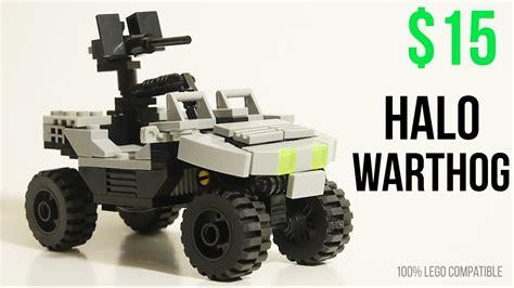 lego halo warthog lego halo warthog set moc for stop motion master chief