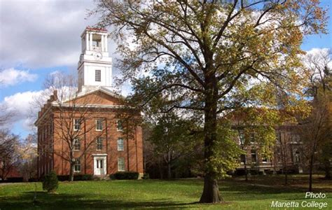 Marietta College Search Ohio College Evicts Veteran Who Questioned Financial Aid Office