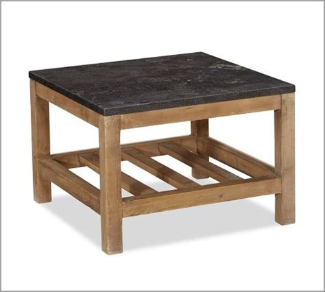 connor coffee table pottery barn furniture to build