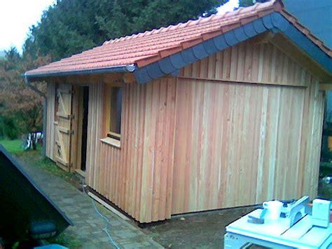 gartenhaus garage gartenhaus garage holzbau zimmerei nosbers