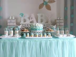 Baby Shower Table Decorations by Gallery For Gt Baby Shower Background Decorations