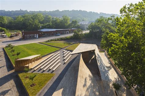 Landscape Architecture Virginia Tech American Architects Building Of The Year 2012