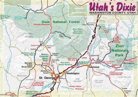 map of southern utah and northern arizona best photos of southern utah map southern utah national