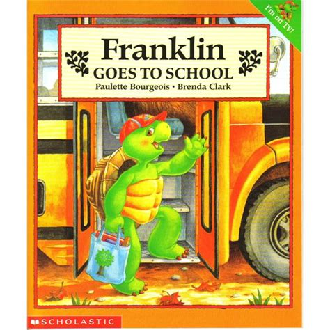 frank in and war books quot franklin goes to school quot book activities for a day