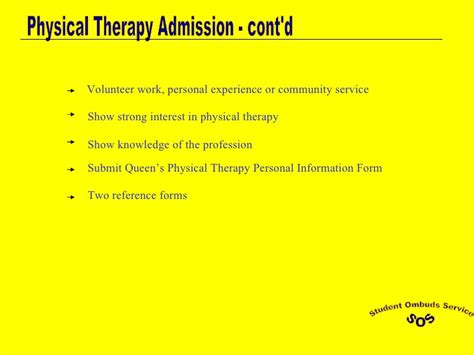 how to get into therapy how to get into physio occupational therapy