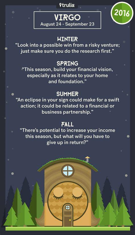 trulia s 12 houses 2016 money horoscope money matters