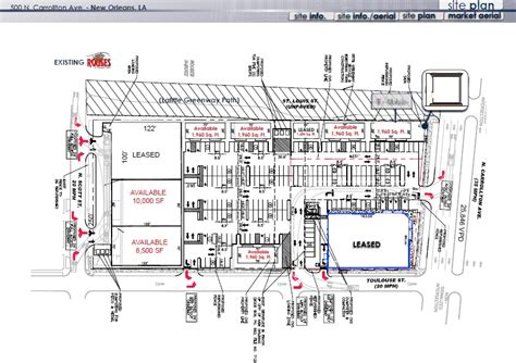 new shopping center planned for home depot at 500 n