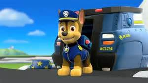 Paw patrol skye and chase in love paw patrol chase 270p car tuning