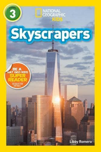 national geographic readers skyscrapers level 3 import it all