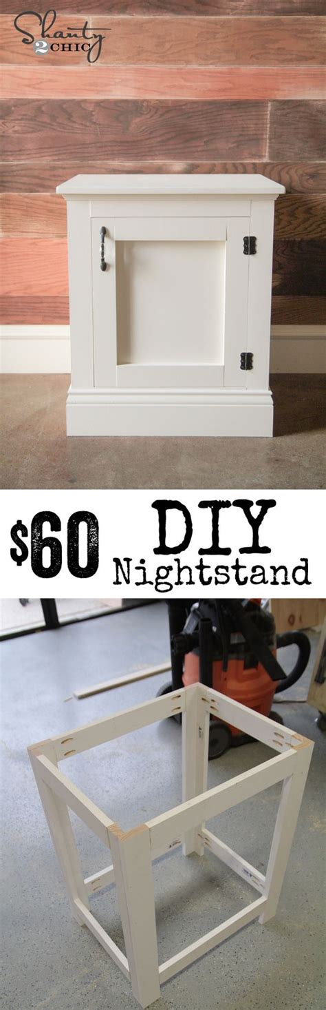 diy nightstand organizer diy nightstand with storage easy to follow tutorial love