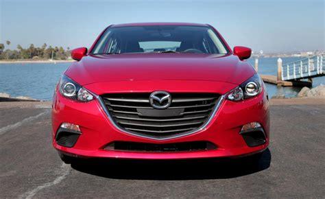 2014 Mazda3 Targeting 500 000 Global Sales A Year