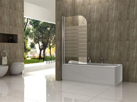 Badewannen Duschwand Glas by Glas Badewannen Faltwand Duschwand Badewannenaufsatz