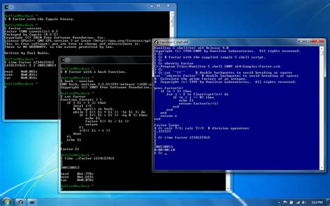 For Windows gratis linux like terminal for windows software recommendations stack exchange