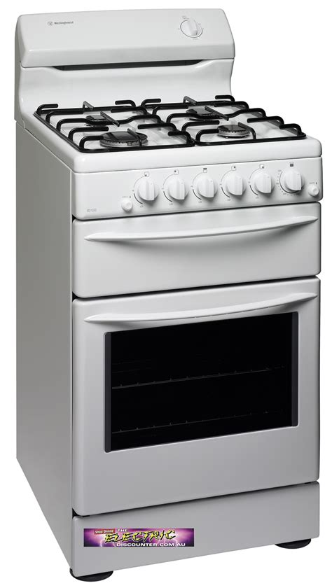 Stove With Oven guk512wng westinghouse gas upright stove the electric