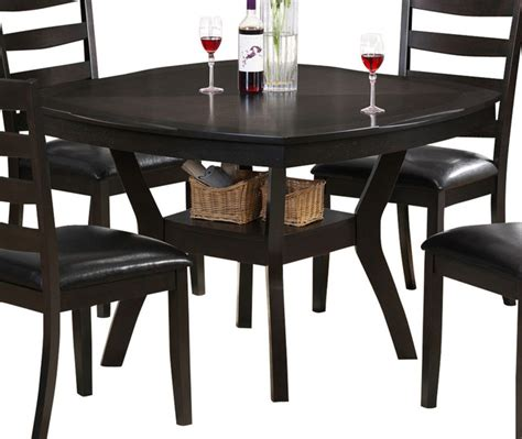 48 inch kitchen table monarch specialties 48 inch square dining table in