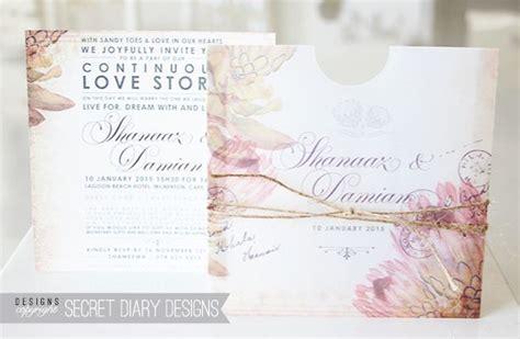 wedding invitations pretoria east 28 best protea wedding theme images on protea