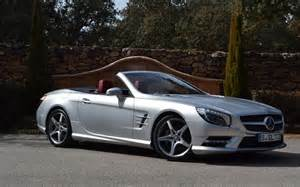 2012 Mercedes Sl550 2012 Mercedes Sl550 The Lightness Of