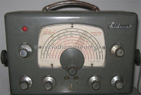 Alternating Current Machines Af Puchstein generador af rf w3 equipment sideral rosario build 1965