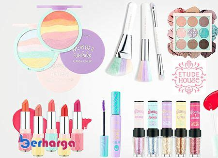 Harga Etude House Ac Clean Up Mild Bb Cushion etude house real powder cushion 2gr x 2 daftar harga