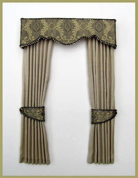 dolls house curtains curtains