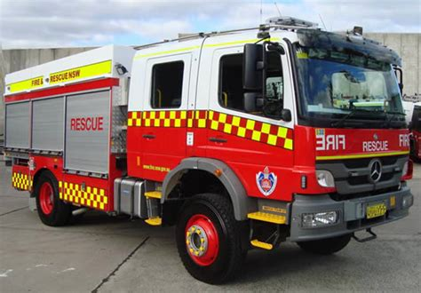 fireplace nsw gov au vehicle specifications and photographs