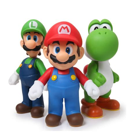 Figure Mario Bros buy wholesale mario figures from china