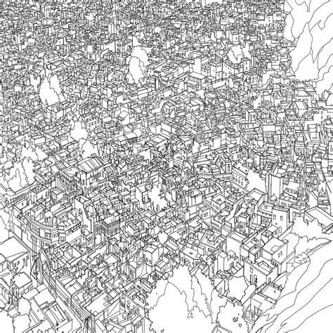 secret garden coloring book melbourne fantastic cities by steve mcdonald coloring book maclin