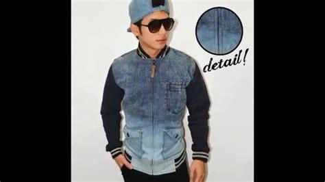 Jaket Cressida Kaos Kombinasi style baju cowo 2015 jaket pria denim keren pin 75d45fba
