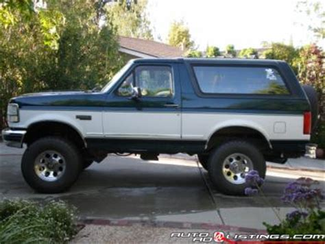 1994 ford bronco parts 1994 ford bronco 4x4 parts