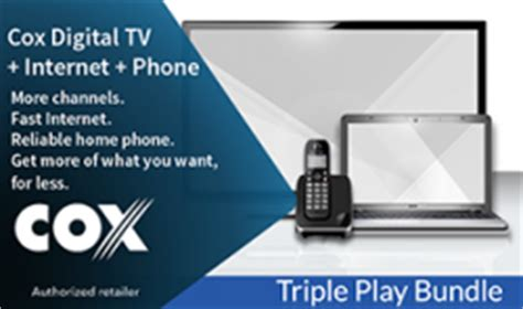 cox home phone plans internet bundle plans tv phone cable internet double