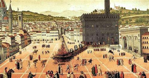 fal delle vanit 7 febbraio 1497 savonarola ordina il fal 242 delle vanit 224