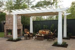 Bamboo Sun Shades Patio Pergola Canopy In Southern Living Idea House Shadefx