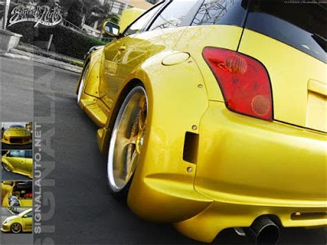 yellow automotive paint best car modification toyota scion xa with custom candy