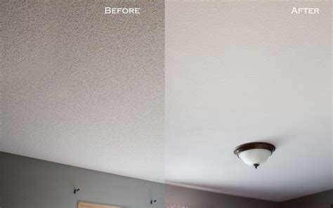 100 scraping popcorn ceiling with shop vac our top